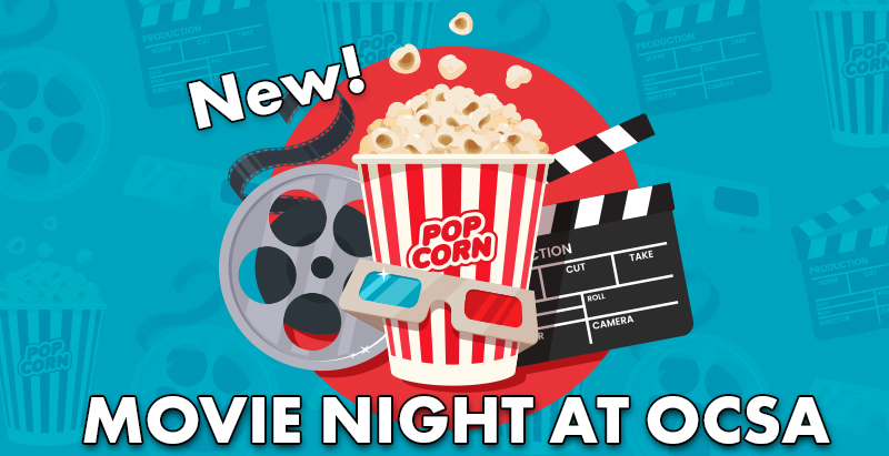 OCSA Movie Night Event