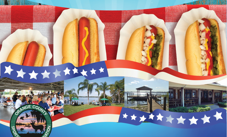 2019 Labor Day Event at the Orange County Sportsmen's Association (OCSA)