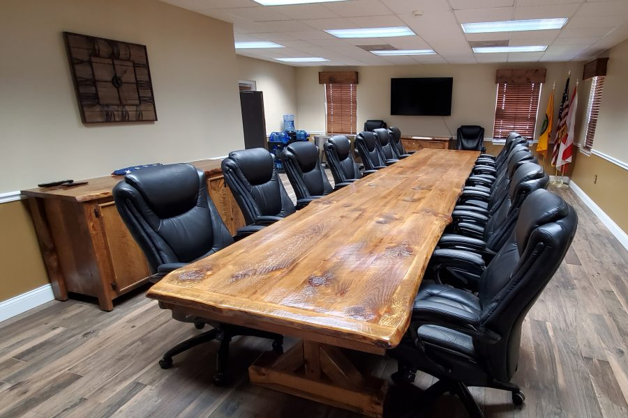 Orange County Sportsmen's Association (OCSA) 2020 Rentable Board Room